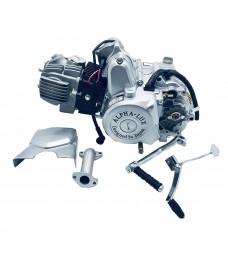 Двигатель Дельта/Альфа/Актив 110 52.4mm, механика в сборе ( мотор )