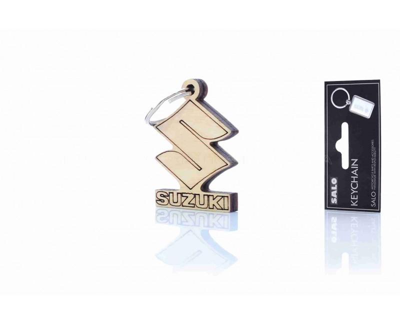 Брелок  SUZUKI  (фанера 6mm)