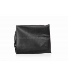 """Чехол сиденья ЯВА 350 (634) 6V черный, светоотражающий кант """"JD"""""""