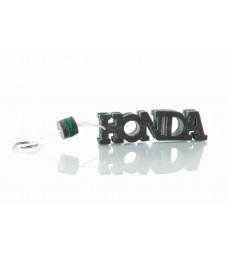"Брелок  HONDA  ""SALO""  (каучук, зеленый)"