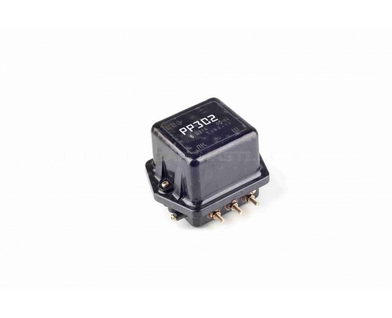 Реле зарядки  6V МТ Днепр  (PP302)
