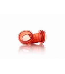 """Патрубок воздушного фильтра Active силиконовый, красный """"NEOPLAST"""""""