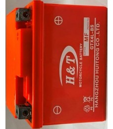 "АКБ 12N4A GTX4L-BC ""HT"" (GEL) оранжевый 86x70x114"