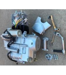 Двигатель DELTA , ALFA , ACTIVE-110 ( механика)