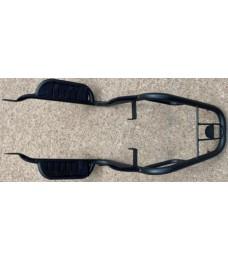 Багажник с подножками АЛЬФА