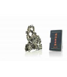 "Цепь пилы (супер зуб) 3/8, 1.3mm, 57зв для 16""/40cm электропилы ""NOKER"""