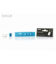 """Брелок SHIMANO """"SALO"""" (каучук, сине-серый)"""
