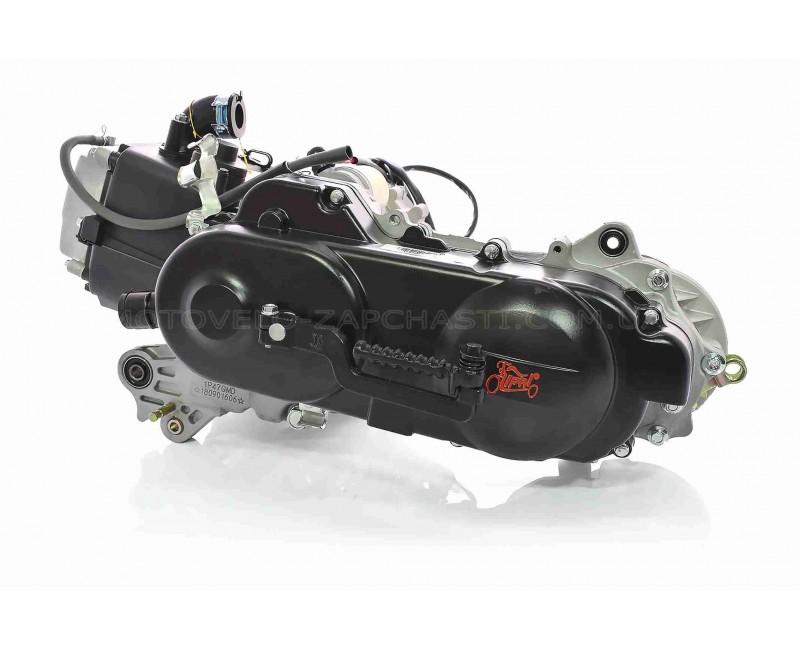 "Двигатель GY6 80cc 40cm, под один амортизатор, 110 колодка ""LIPAI"" (1P47QMD)"
