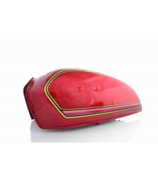 Бак топливный Alpha красный (лента)
